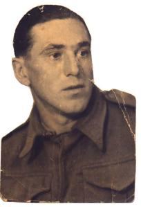Sigfried Feuerstein, German prison, 1944